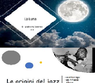 Le origini del jazz e la luna